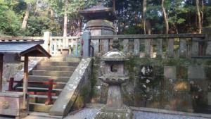 徳川家康墓所