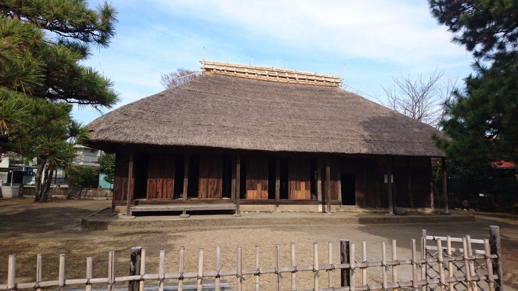 二宮金次郎の生家